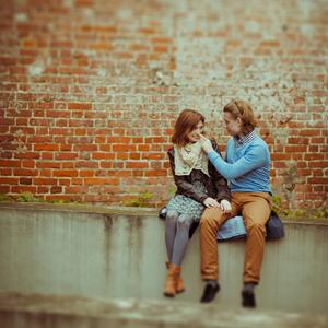 Лена и Артём